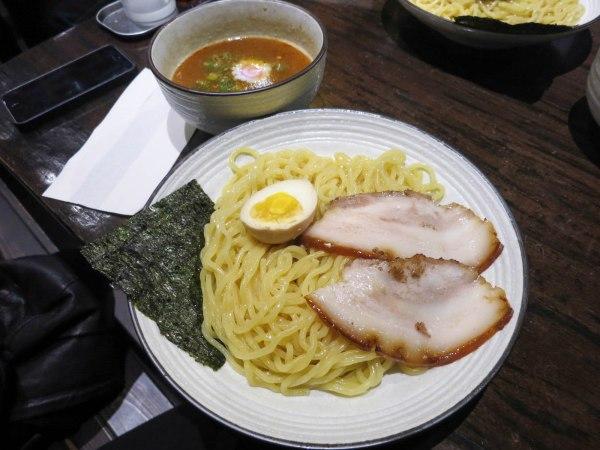 Spicy Tsukemen Ramen
