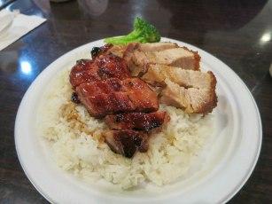 Roasted Pork and BBQ Pork