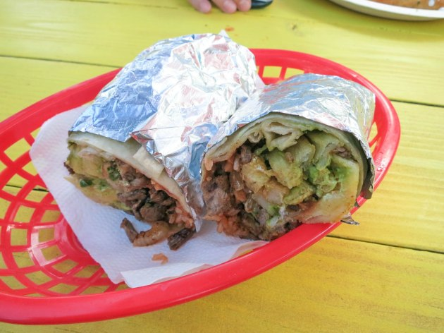 California Burrito
